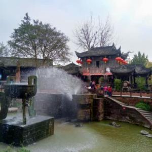 成都 黄龍渓古鎮