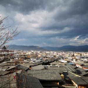 雲南省 シャングリラ(香格里拉) 独克宗古城