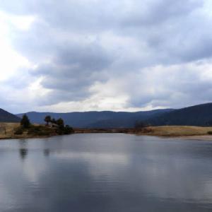 雲南省 シャングリラ(香格里拉) 普達措国家公園の属都湖