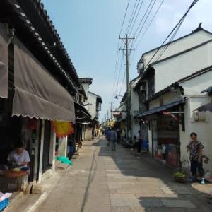 蘇州 お散歩 葑門横街(feng men heng jie)