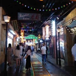 上海 世紀大道の老上海風情街