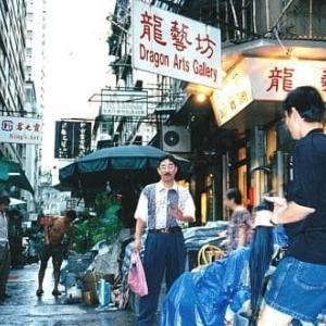 香港の100万ドルの夜景は夜警に変わった?