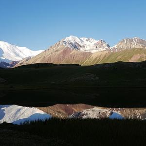 子連れでパミールハイウェイの旅2日目:キルギスの国境を越えタジキスタンのムルガブへ