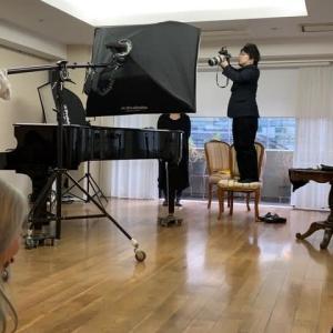 「表参道ヒルズ展示会用のDM撮影」