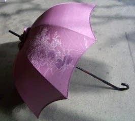 人生誰と出会うか❓日傘作りの原点