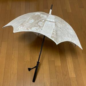 「帯で作る日傘 明日完成⁉️」