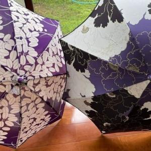 「シンデレラパレード」に参加の日傘