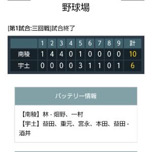昨日の熊本県城南大会結果。