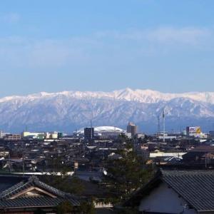12月9日 きょうの飯豊連峰