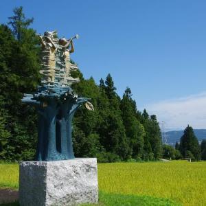 9月12日 星峠の棚田~星と森の詩美術館~山本山のそば畑 その3