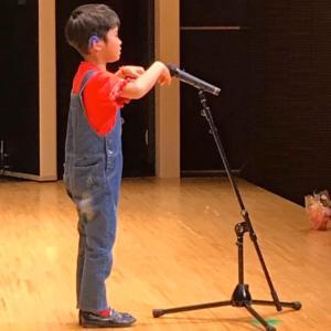 聴覚障がいのお友達3歳からピアノレッスンした成長はすごい!