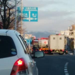 加茂街道 初冬の風情