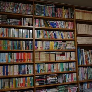 マンガ、文庫・・・。