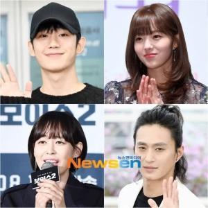 """tvN側""""チョン・ヘイン、チェ・スビン、以下や、キム・ソンギュ「半分の半分」に出演確定"""""""