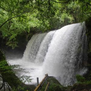 2020/06/13  梅雨の鍋ヶ滝を撮る