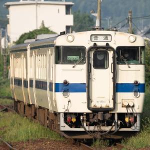 2020/08/02 あまくさ・三角線のキハ40を撮る