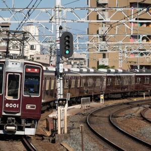 2020/08/28 阪急8000系記録