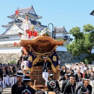 2019年岸和田だんじり9月祭礼 (大手町)
