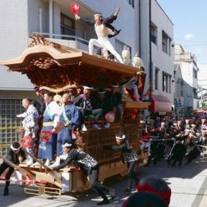 2019年岸和田だんじり9月祭礼 (本町)