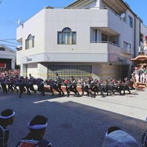 2019年岸和田だんじり9月祭礼 (堺町)