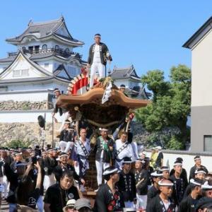 2019年岸和田だんじり9月祭礼 (上町)