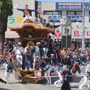 2019年岸和田だんじり9月祭礼 (筋海町)