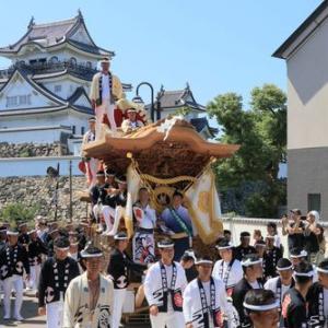 2019年岸和田だんじり9月祭礼 (南町)