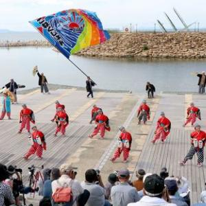 第16回泉州YOSAKOI ゑぇじゃないか祭り こねくしょん