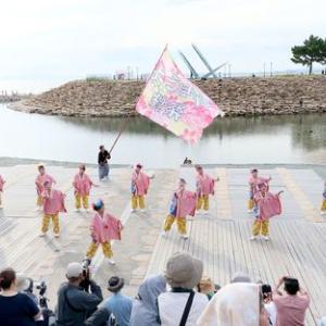 第16回泉州YOSAKOI ゑぇじゃないか祭り ようきや輝楽