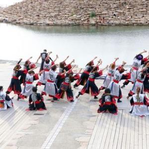第16回泉州YOSAKOI ゑぇじゃないか祭り よさこい百鬼夜行 酒天童子