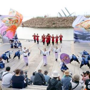 第16回泉州YOSAKOI ゑぇじゃないか祭り 幸福の科学龍馬隊