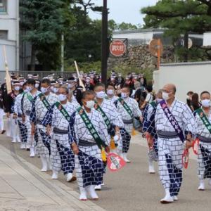 2021年岸和田だんじり祭り 9月祭礼(宮本町)