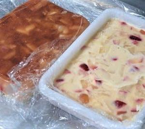 №1491 紅玉の氷菓子・・・!