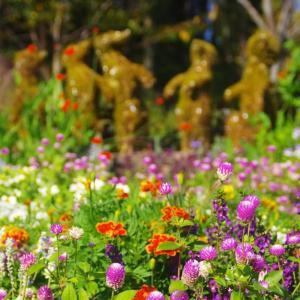 秋の里山ガーデン 2019