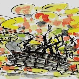 素人の写真とペン画≪202010≫