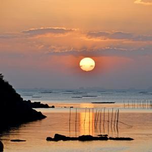 陽の出昇陽 200223