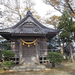 なぜか深山神社