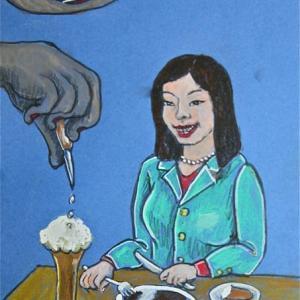 ペっパーランチ。お客さんを監禁強姦。2007