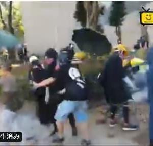 「台風被害や香港がたいへんな時『桜』で騒ぐくだらない野党議員と言う人々は」No.2692