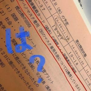 """「埼玉の市立中学""""アベノマスク""""着用を生徒に強要」No.3875"""