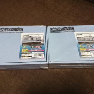 東武800系&850系キット購入