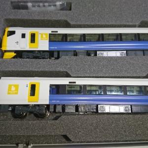 E257系500番台小加工