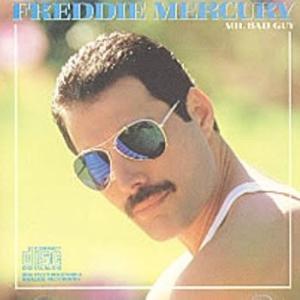 FREDDIE MERCURY 『MR. BAD GUY』で、例の曲以外を