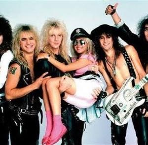 WARRANT『DIRTY ROTTEN FILTHY STINKING RICH』膝ダウン(笑)