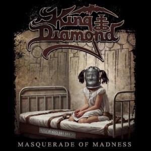 キング・ダイアモンドがソロ新曲「Masquerade of Madness」を公開