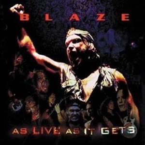 BLAZE『AS LIVE AS IT GETS』なかなかやるじゃん?