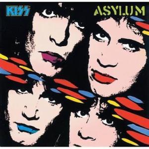 KISS『ASYLUM』派手派手キッスはいかが?