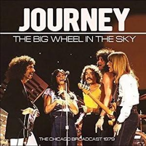 JOURNEY『THE GIG WHEEL IN THE SKY』ジョナサン前