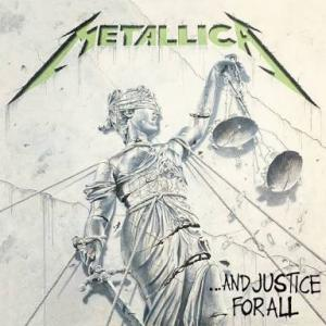 METALLICA『…AND JUSTICE FOR ALL』からは大物です