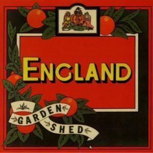 ENGLAND『GARDEN SHED』は『枯葉が落ちる庭園』。イングランドのサウンドを一言で言い